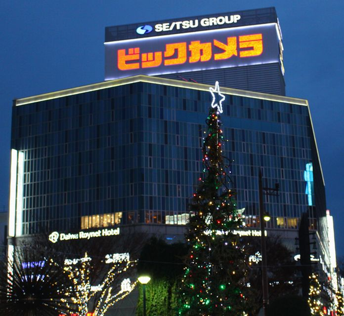 ダイワロイネットホテル岡山駅前の外観