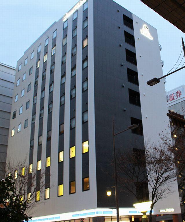 ホテルトレンド岡山駅前の外観